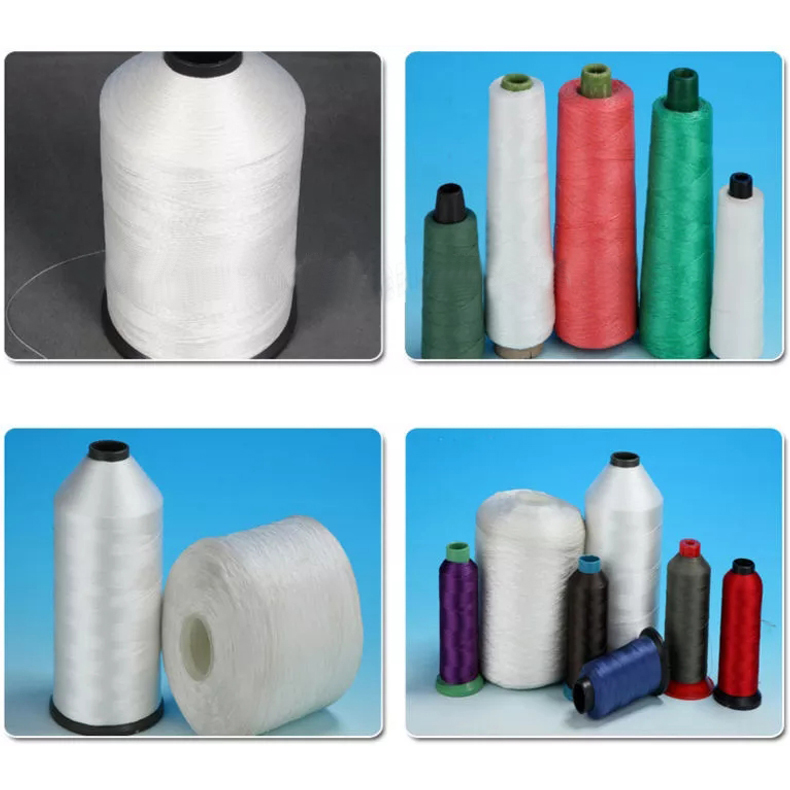 HIGH TENACITY POLYESTER FILAMENT YARN ON DYED TUBE CONE